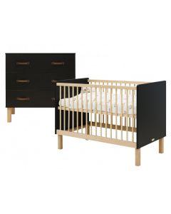 Bopita 2-Delige Babykamer Floris 1