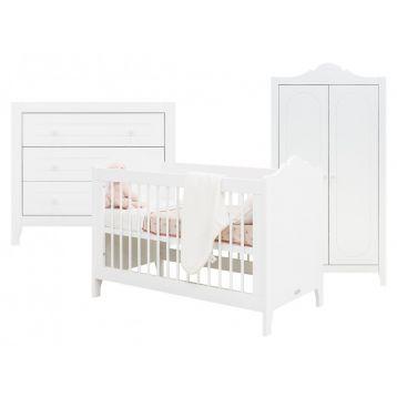 Bopita 3-Delige Babykamer Evi 1