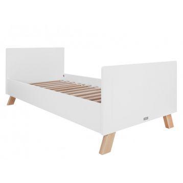 Bopita Bed Lisa Wit - Naturel 1