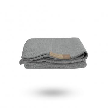 Bugaboo Wollen Deken Grey Melange 1